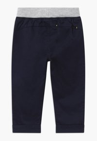 Esprit - WOVEN  BABY - Kalhoty - midnight blue - 1