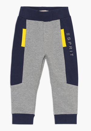 PANTS BABY - Kalhoty - mid heather grey