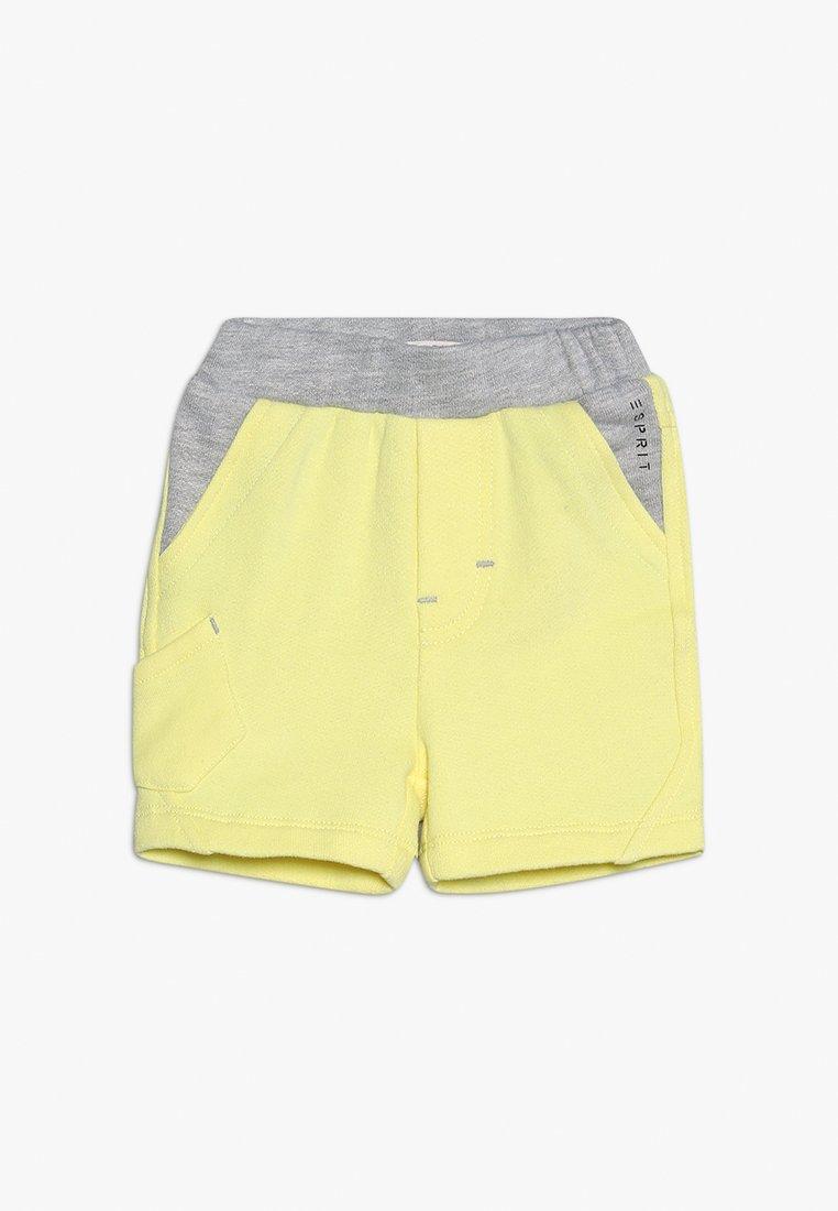 Esprit - BABY - Shorts - lemon drop