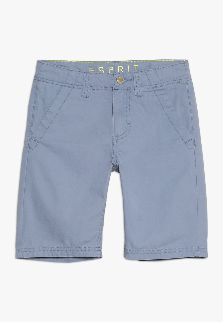 Esprit - BERMUDA - Shorts - grey blue