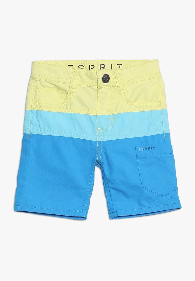 BERMUDA - Shorts - bright blue