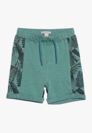 Shorts - soft green