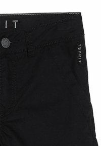 Esprit - BERMUDA - Shorts - black - 3