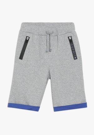Pantaloni sportivi - mid heather grey
