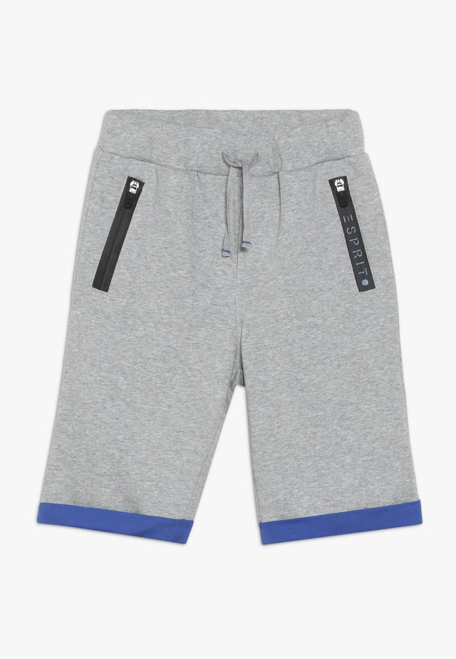 Pantalones deportivos - mid heather grey