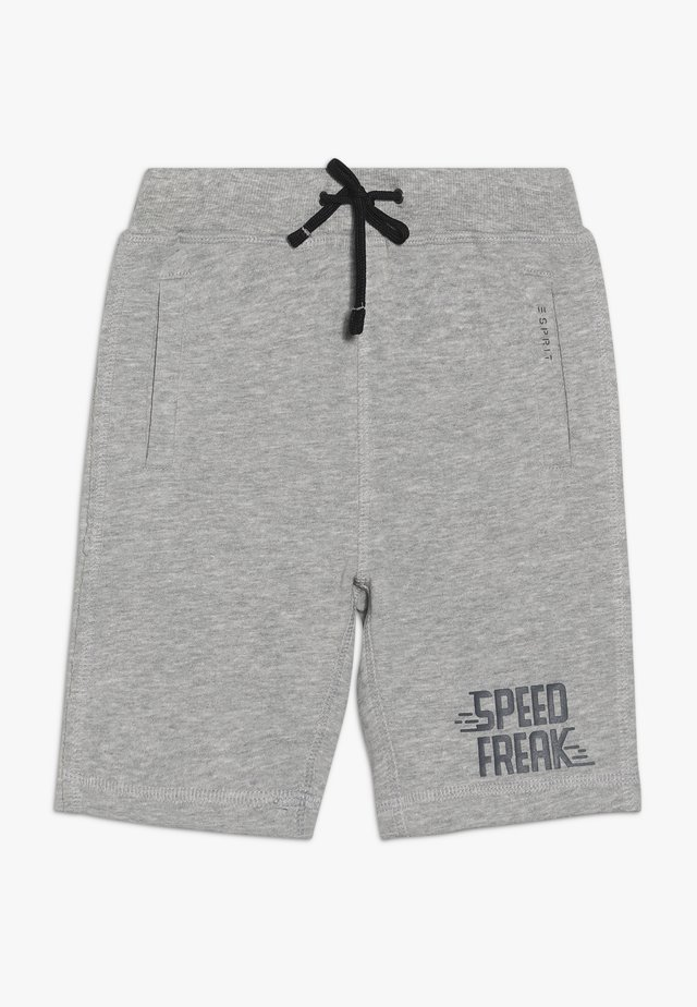 Pantalones deportivos - heather silver