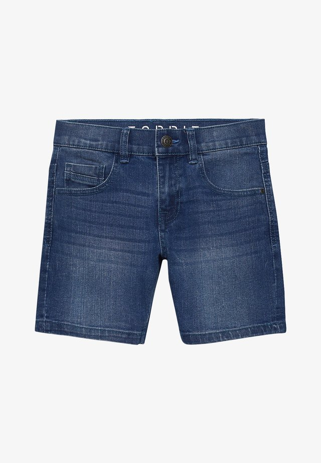Jeansshorts - light indigo