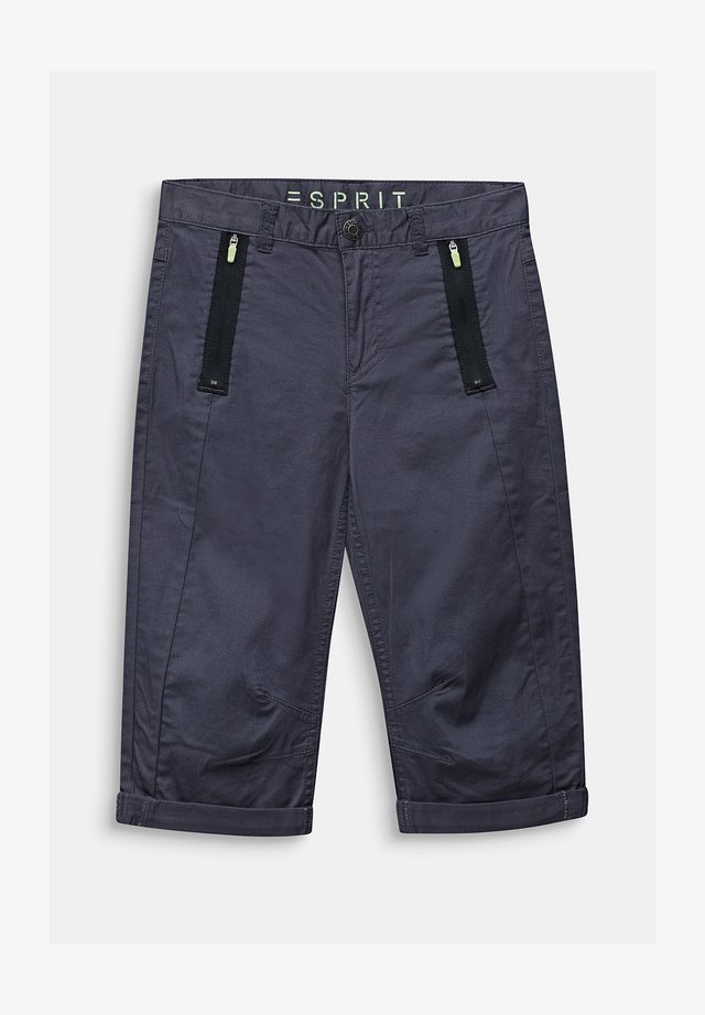 WOVEN PANTS - Shorts - anthracite