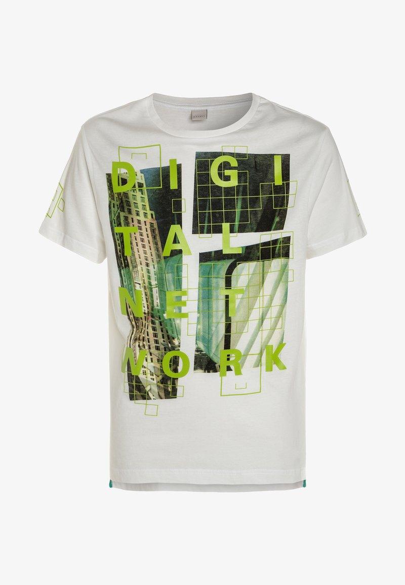 Esprit - T-Shirt print - offwhite