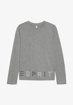 Pitkähihainen paita - mid heather grey