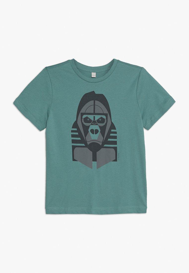Esprit - T-Shirt print - soft green