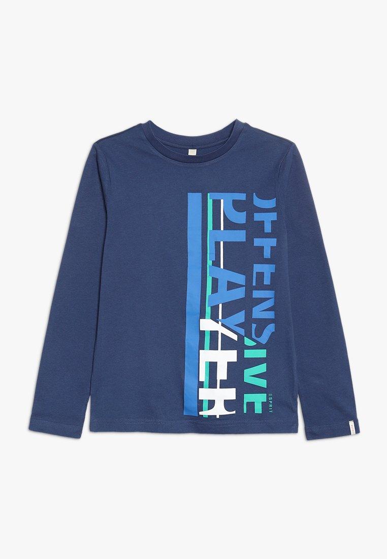 Esprit - TEE - Long sleeved top - marine blue