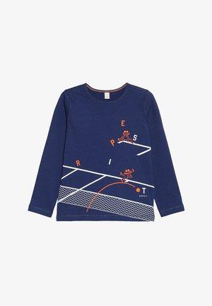 T-shirt à manches longues - marine blue