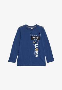 Esprit - T-shirt à manches longues - indigo - 2