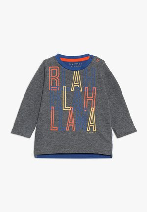 BABY - Longsleeve - dark heather grey