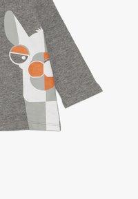 Esprit - BABY - Top sdlouhým rukávem - dark heather grey - 3