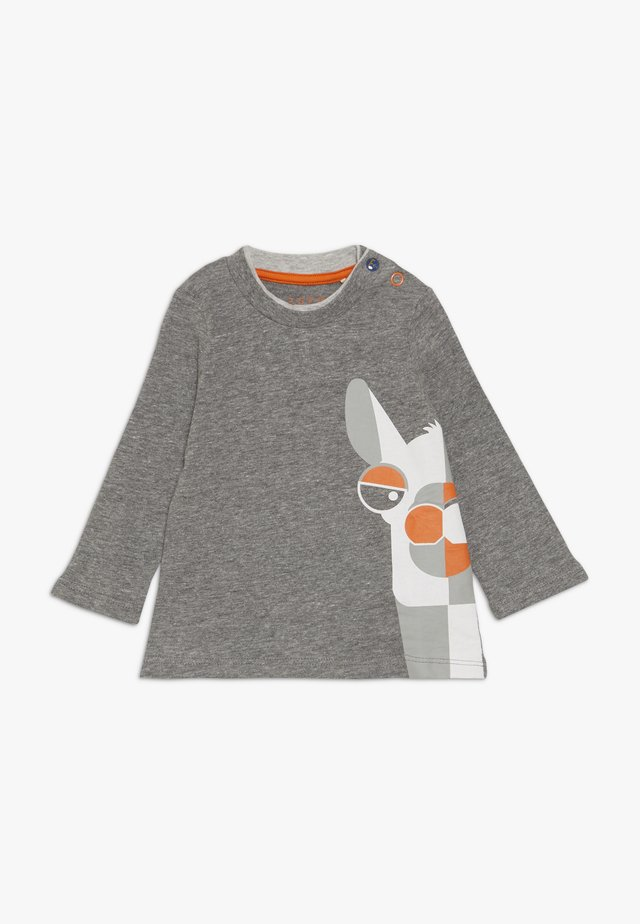 BABY - Langarmshirt - dark heather grey