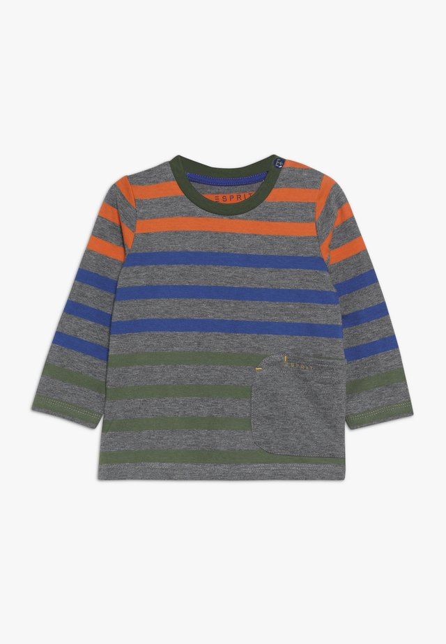 BABY - Långärmad tröja - dark heather grey