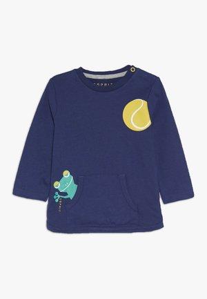 BABY - Top sdlouhým rukávem - marine blue