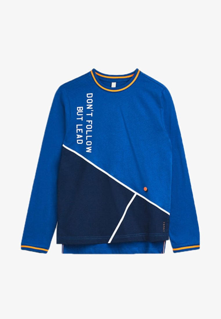 Esprit - LONGSLEEVE - Longsleeve - bright blue