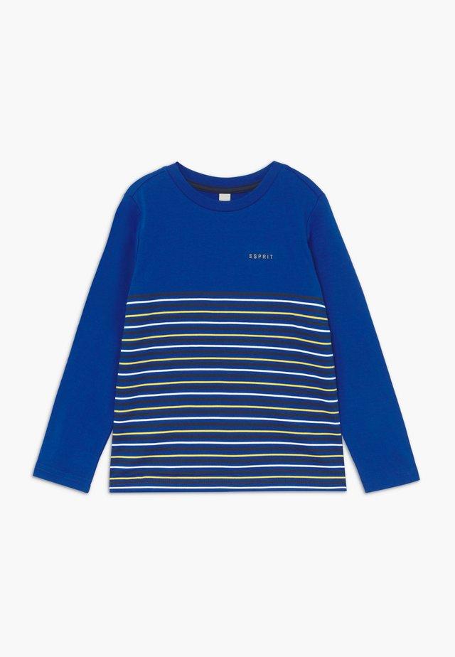 TEE - Long sleeved top - infinity blue