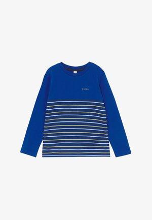 TEE - Top sdlouhým rukávem - infinity blue