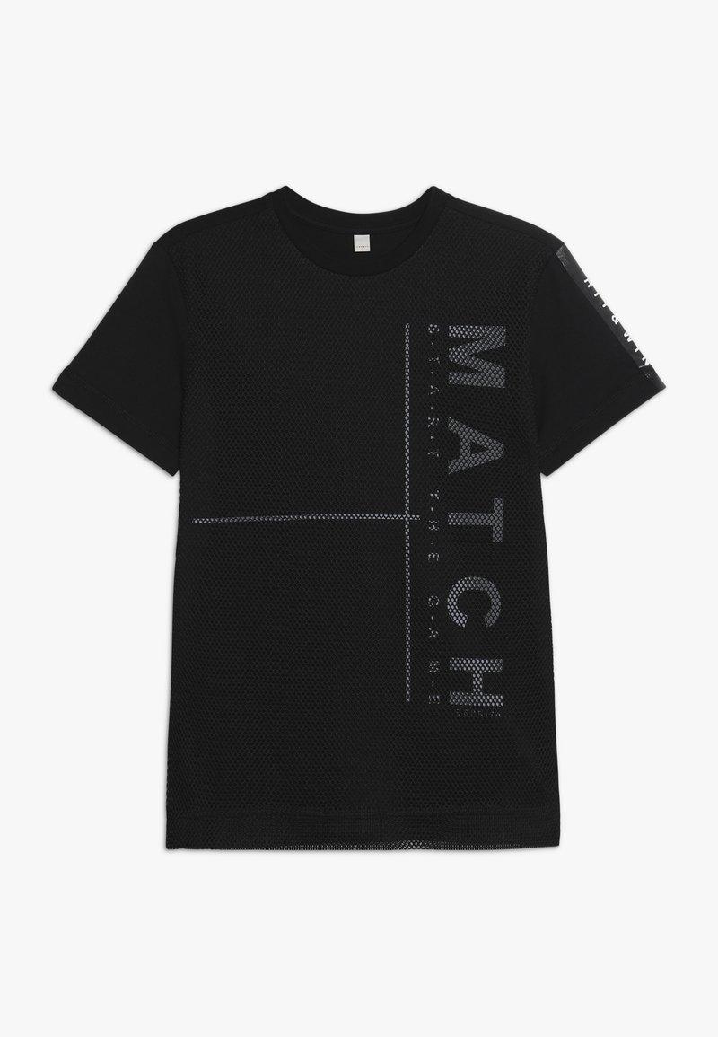 Esprit - T-shirt con stampa - black