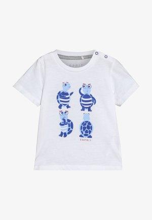BABY - T-Shirt print - white