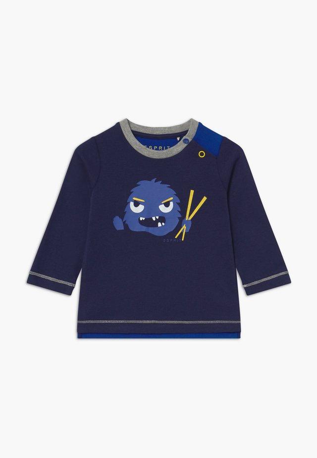 BABY - Camiseta de manga larga - midnight blue