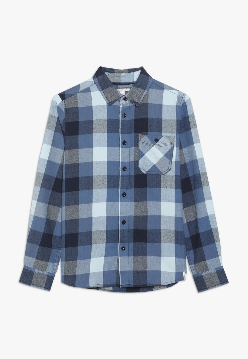 Esprit - Camisa - midnight blue
