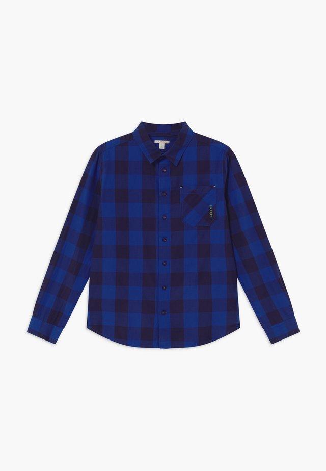 Skjorta - infinity blue