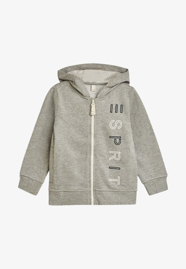 Esprit - Sweatjacke - grey