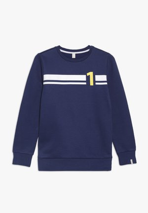 Sweater - marine blue