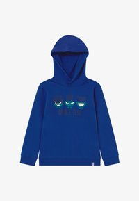 Esprit - Felpa con cappuccio - midnight blue - 2