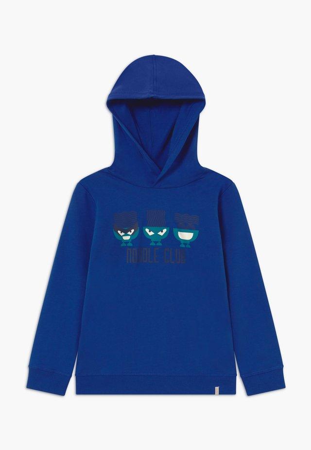 Hoodie - midnight blue