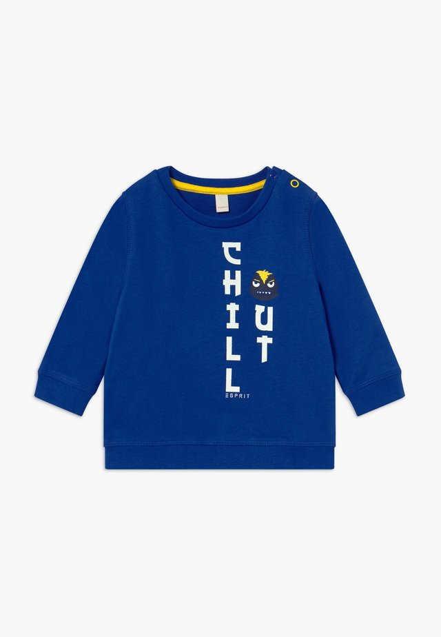BABY - Sweatshirt - infinity blue
