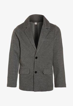 INDOOR JACKET - Blazer jacket - dark heather grey
