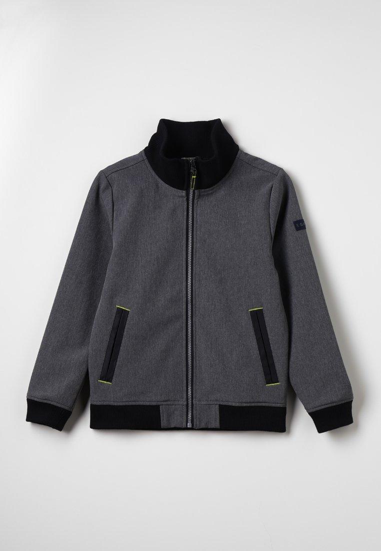 Esprit - OUTDOOR JACKET - Blouson - mid heather grey