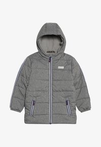 Esprit - PARKA - Chaqueta de invierno - mid heather grey - 3