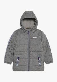 Esprit - PARKA - Chaqueta de invierno - mid heather grey - 0