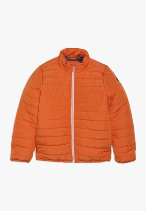 Winter jacket - bright orange