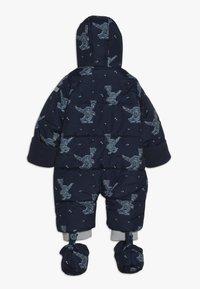 Esprit - OVERALL SNOW BABY - Snowsuit - indigo - 1