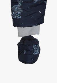Esprit - OVERALL SNOW BABY - Snowsuit - indigo - 3
