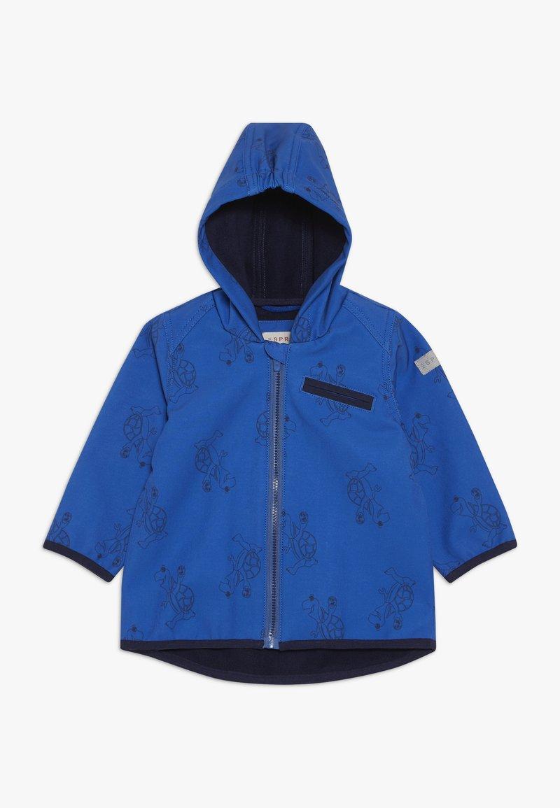 Esprit - OUTDOOR JACKET BABY - Chaqueta de entretiempo - electric blue