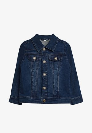 Denim jacket - dark indigo denim