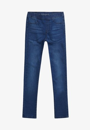 Jeggings - dark indigo denim