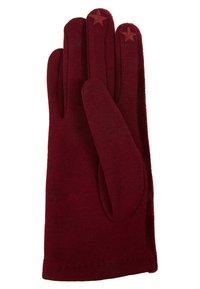 Esprit - COSY  - Handschoenen - bordeaux red - 2