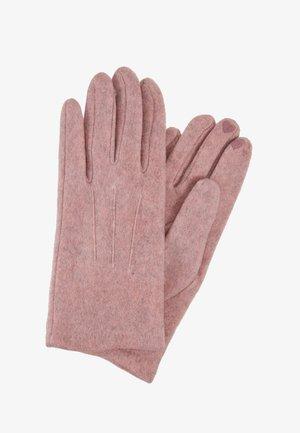 GLOVES - Hansker - light pink