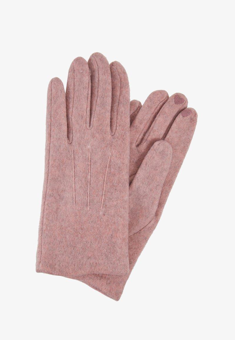 Esprit - GLOVES - Hansker - light pink