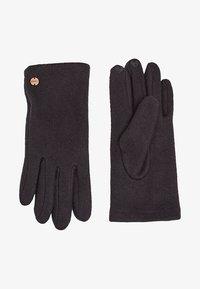 Esprit - GLOVES - Gloves - black - 1